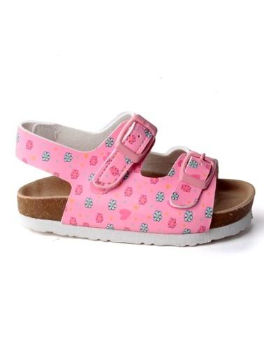 Vicco Vicco 321.20Y.363 Günlük Kız Çocuk Sandalet Terlik Pembe